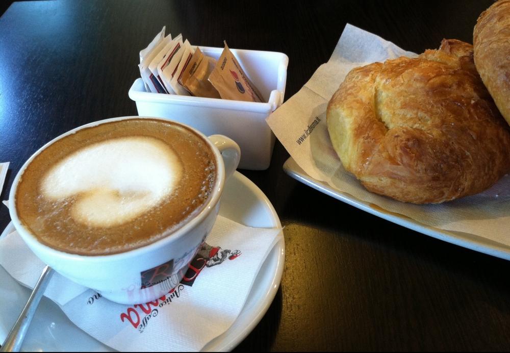 Cappuccino & Cornetti