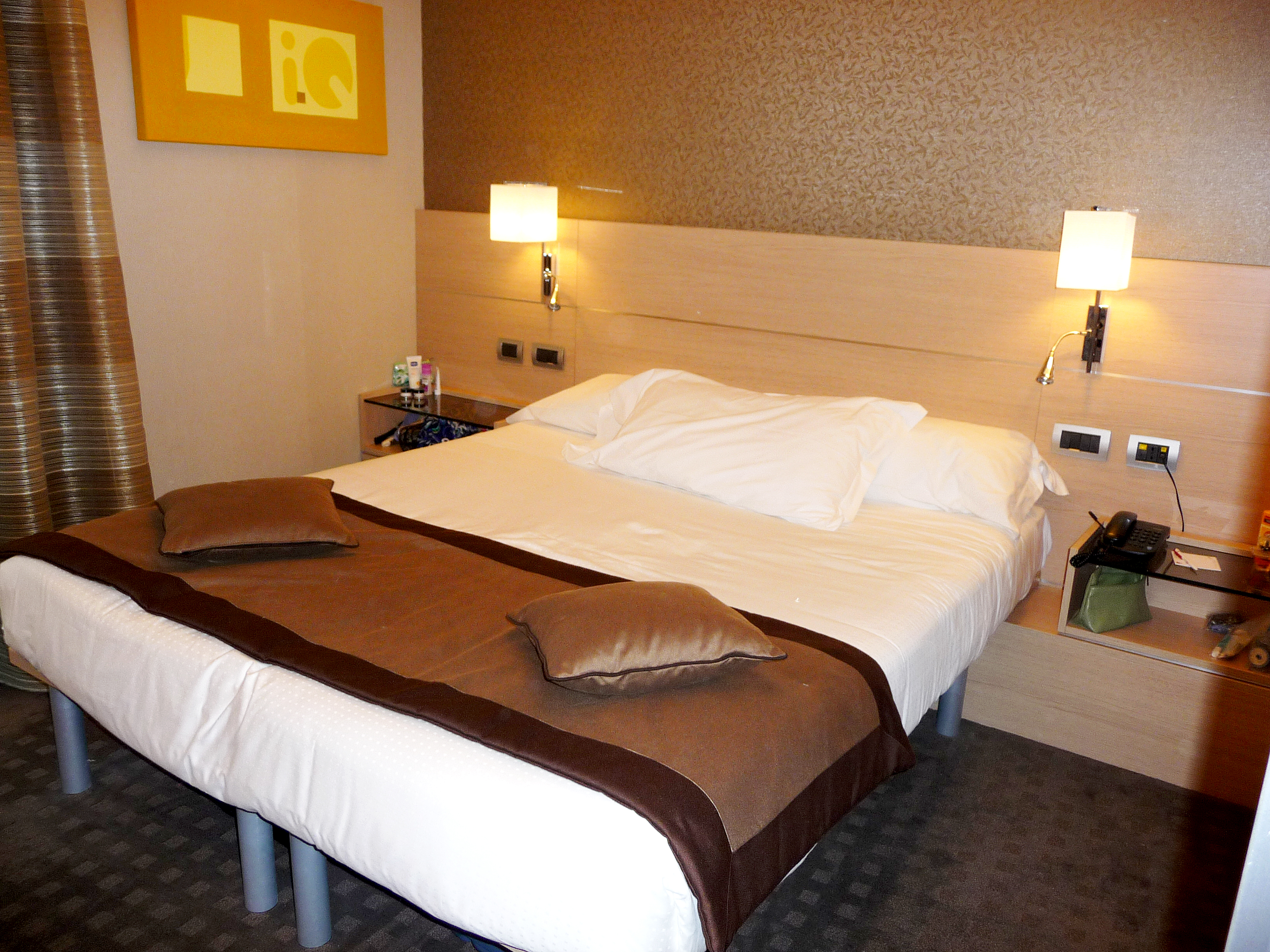 IQ Hotel Roma - Small Double Room